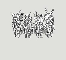 Pixel Mech Squad MKI Unisex T-Shirt