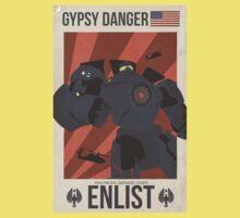 Gypsy Danger  Kids Tee