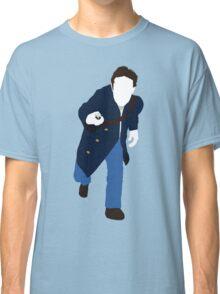 The Eighth Doctor - Doctor Who - Paul McGann (Dark Eyes) Classic T-Shirt