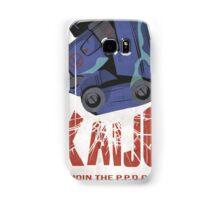 Smash Kaiju Samsung Galaxy Case/Skin