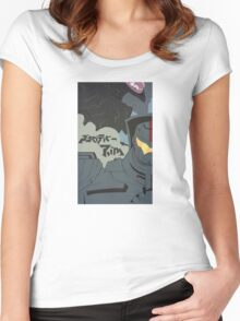 Pacific Rim Women's Fitted Scoop T-Shirt