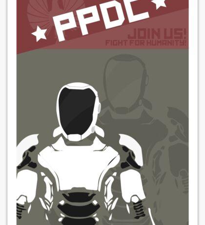 PPDC Sticker