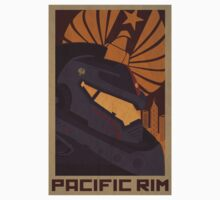 Pacific Rim - Gypsy Danger by Irdesign