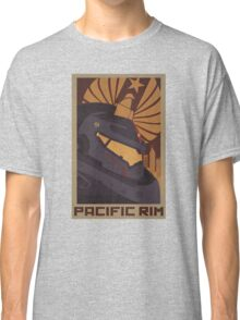 Pacific Rim - Gypsy Danger Classic T-Shirt