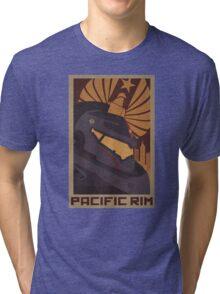 Pacific Rim - Gypsy Danger Tri-blend T-Shirt