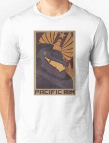 Pacific Rim - Gypsy Danger Unisex T-Shirt