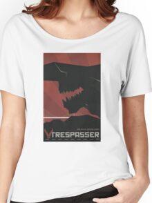 Kaiju - Trespasser Women's Relaxed Fit T-Shirt