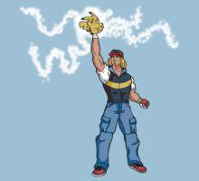 Poké-MAN: I HAVE THE PIKAAAAAAAA! Baby Tee