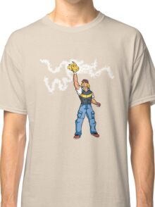 Poké-MAN: I HAVE THE PIKAAAAAAAA! Classic T-Shirt