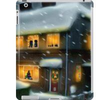 Christmas 2012 iPad Case/Skin