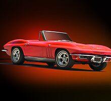 1965 Corvette Roadster by DaveKoontz