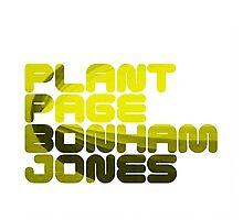 Plant Page Bonham Jones Photographic Print