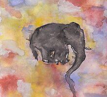 Fritz The Elephant by Shaun Groenesteyn