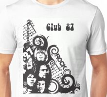 Here's a tribute to Club 27 Unisex T-Shirt