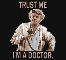 Trust Me...I'm a Doctor Kids Clothes