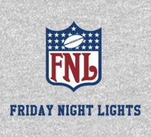 NFL - FNL: Friday Night Lights by hvalentine