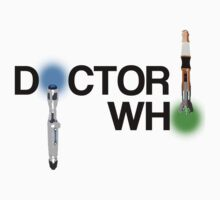 Doctor Who and Sonic Screwdrivers #1 by slitheenplanet
