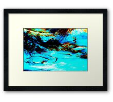 Lost in Clarity  Framed Print