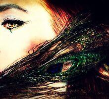 My Comfort is in Shadows by Jennifer Rhoades