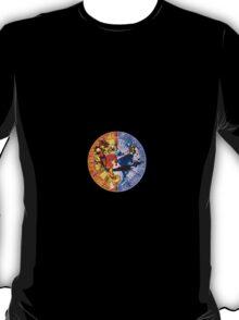 Sora and Riku Clock Edit (by GloomyGloo) T-Shirt