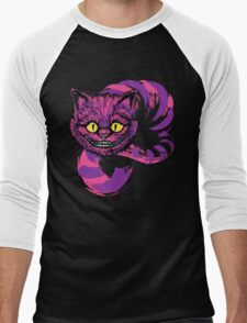 Grinning like a Cheshire Cat (purple version) T-Shirt