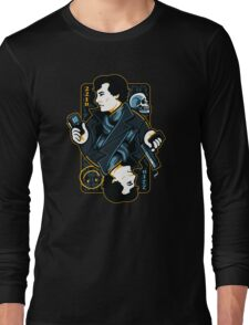 The Detective of 221B Long Sleeve T-Shirt
