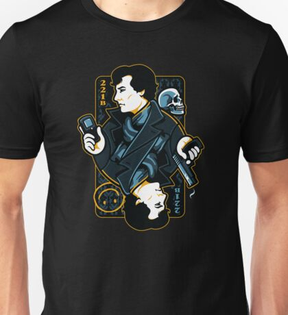 The Detective of 221B Unisex T-Shirt