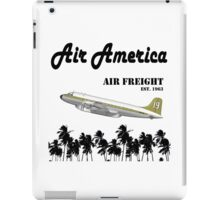 Air America - The CIA's Very Own Airline iPad Case/Skin