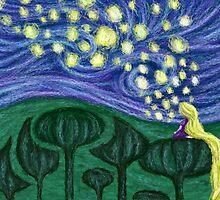 Impressionist Lanterns by Kimberly Castello