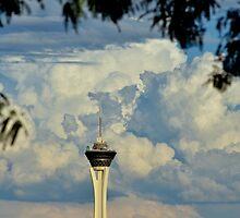 Stratosphere Casino by Eleu Tabares