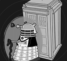 Daleks in Disguise - First Doctor by Meghan Murphy