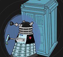 Daleks in Disguise - Second Doctor by murphypop