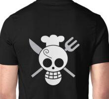 Sanji - OP Pirate Flags - Colored Unisex T-Shirt