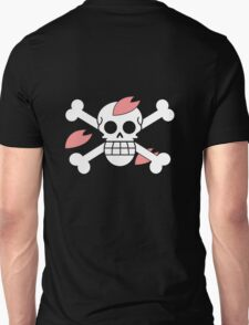 Chopper - OP Pirate Flags - Colored T-Shirt