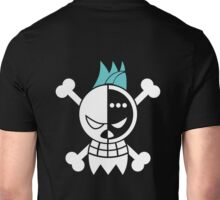 Franky - OP Pirate Flags - Colored Unisex T-Shirt