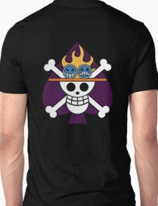 Ace - OP Pirate Flags - Colored T-Shirt