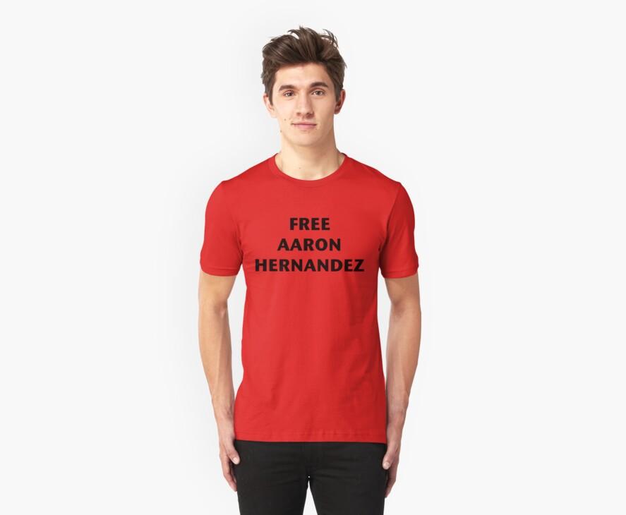 Free Aaron Hernandez by jmustari7905