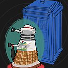 Daleks in Disguise - Seventh Doctor by murphypop
