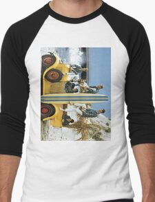 The Beach Boys Men's Baseball ¾ T-Shirt