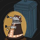 Daleks in Disguise - Eighth Doctor by murphypop