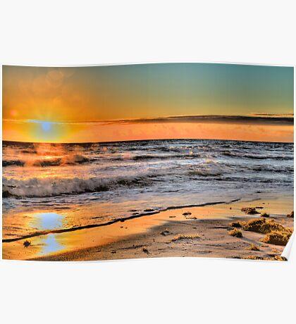 Sunrise in Boca Raton Poster
