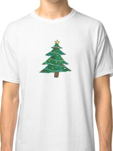 Ugly Christmas Tree Classic T-Shirt