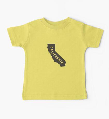 California - My home state Baby Tee