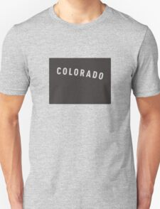 Colorado - My home state T-Shirt