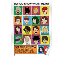 Do You Know What I Mean? Poster