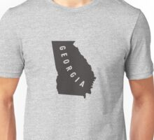 Georgia - My home state Unisex T-Shirt