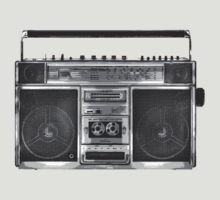 Boombox by Kyle Willis