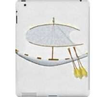 Barque by Pierre Blanchard iPad Case/Skin