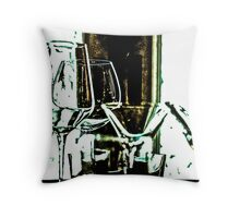 Anticipate the difficult by managing the easy. Lao Tzu... Throw Pillow