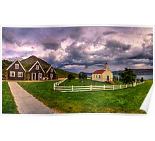 Approaching Storms Poster